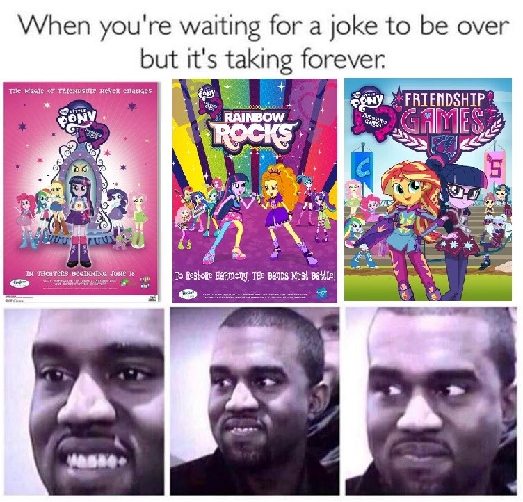 equestria girls Memes kanye west opinions - 9074319104