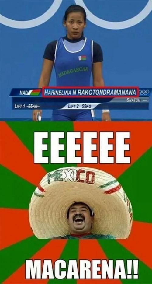 World - MADAGASCAR HARINELINA N RAKOTONDRAMANANA MAD SNATCH LIFT 1-55KG- LIFT 2 55KG EEEEEE FXCO MACARENA!!