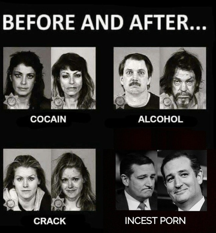 dank meme - Face - BEFORE AND AFTER... COCAIN ALCOHOL INCEST PORN CRACK