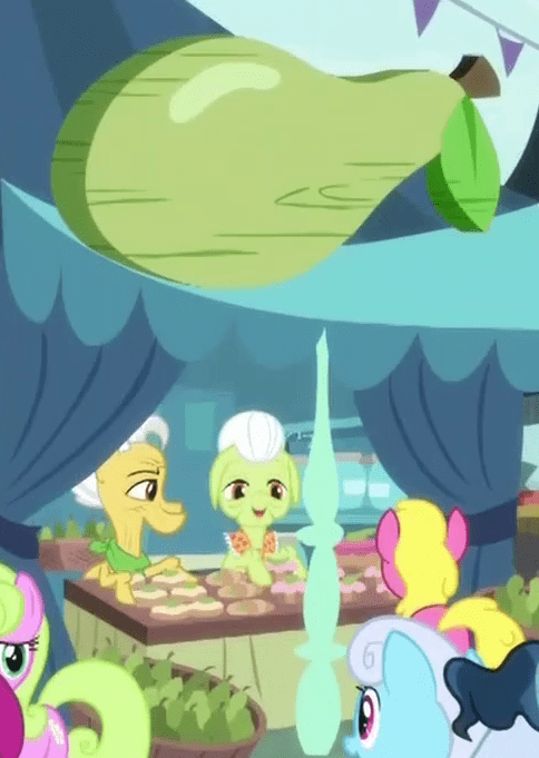 it's not the mane thing about you screencap grand pear granny smith - 9076200960
