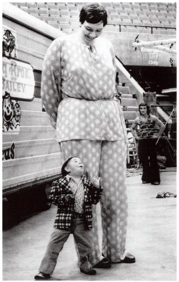 tallest women - Photograph - Emer APO SAILEY