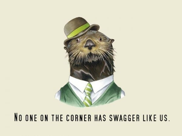 Whiskers - No ONE ON THE CORNER HAS SWAGGER LIKE US