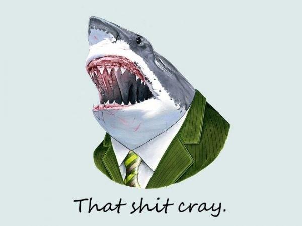 Fish - That shit cray