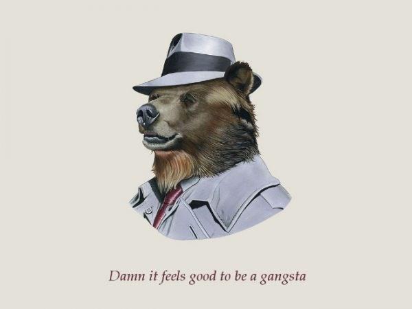 Hat - Damn it feels good to be a gangsta