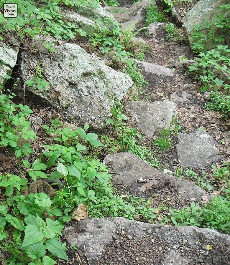 Geological phenomenon - Trail Vistas .com