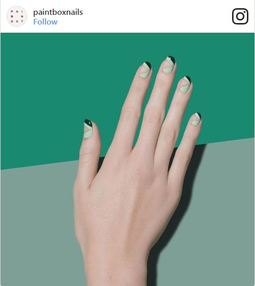 Finger - paintboxnails Follow