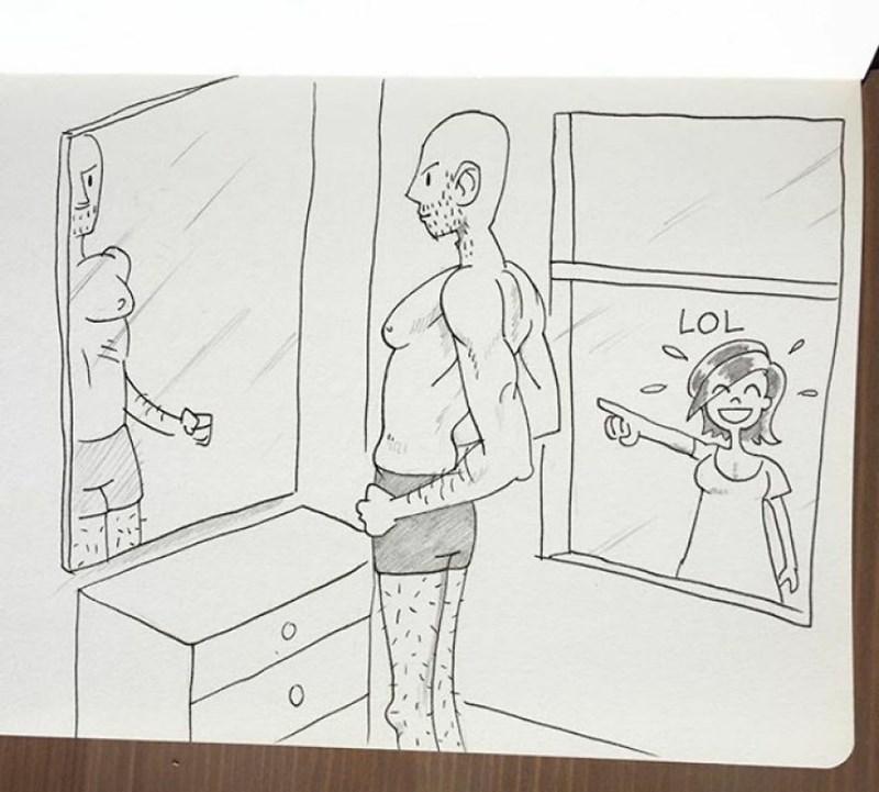 family doodle - Cartoon - LOL