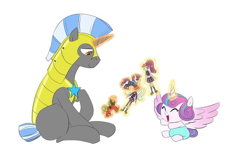 applejack rarity power ponies sour sweet flurry heart siansaar carnifex sugar coat - 9078007296