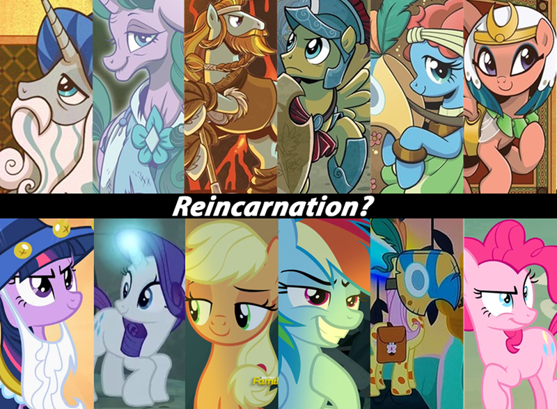 luna eclipsed starswirl the bearded applejack a health of information flash magnus rockhoof somnambula meadowbrook twilight sparkle mistmane daring done pinkie pie legends of magic rarity campfire tales fluttershy rainbow dash - 9078531328