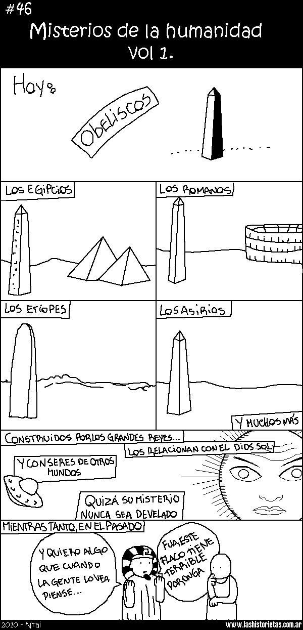 la verdad detras de los obeliscos egipcios