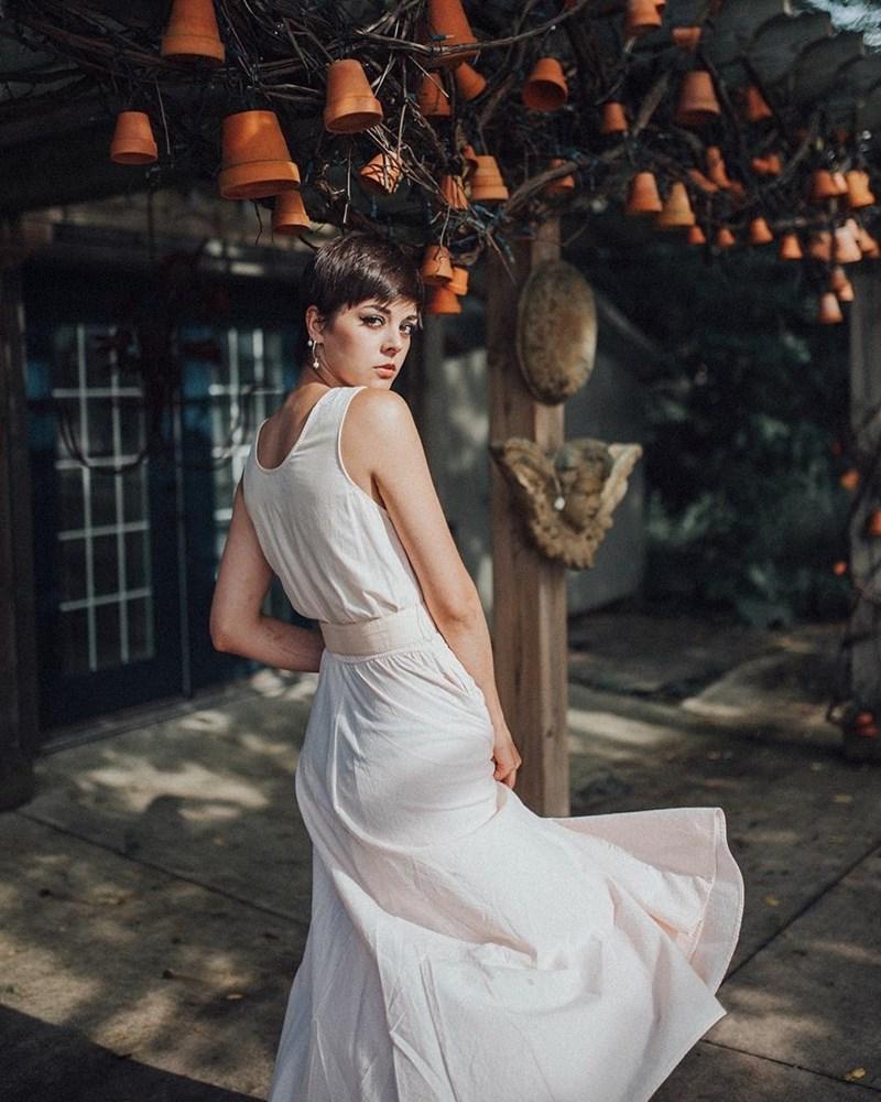 beautiful women - Gown