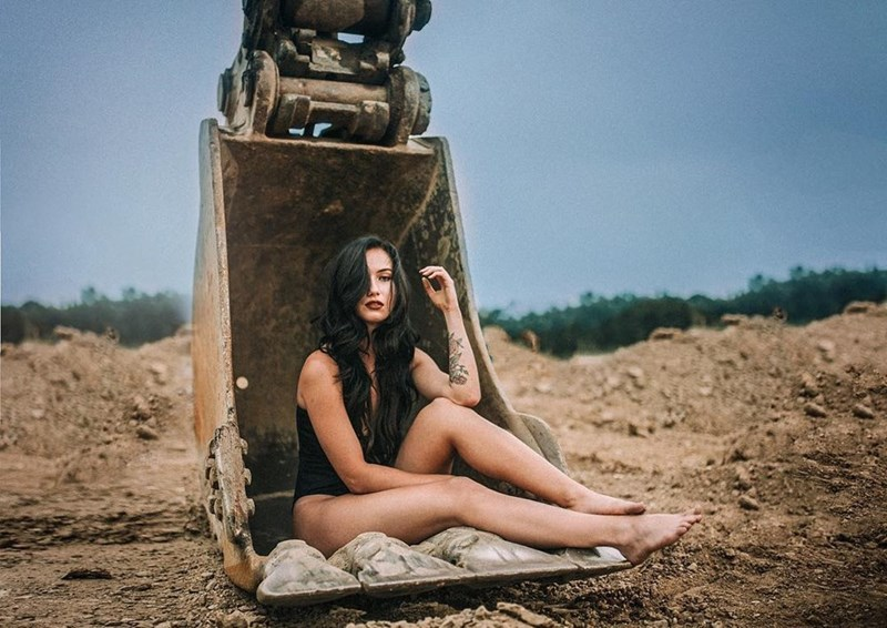 beautiful women - Photograph