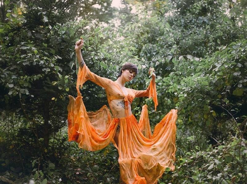 beautiful women - Tree