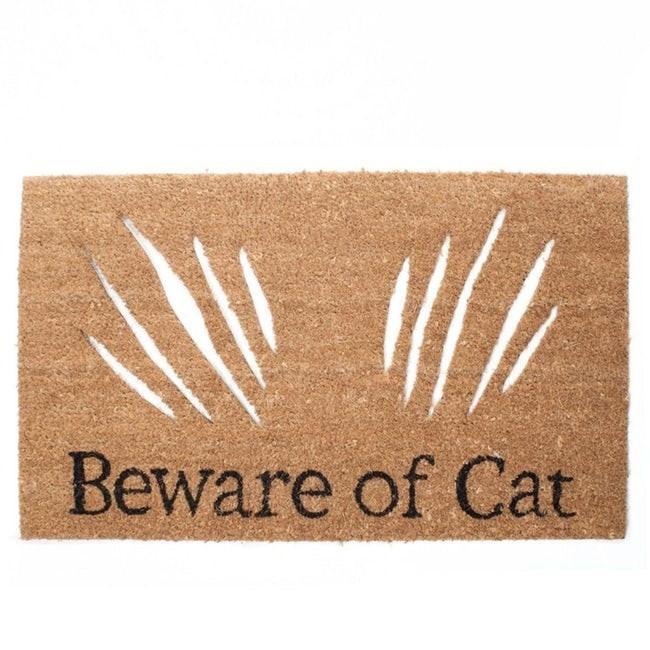 Brown - Beware of Cat