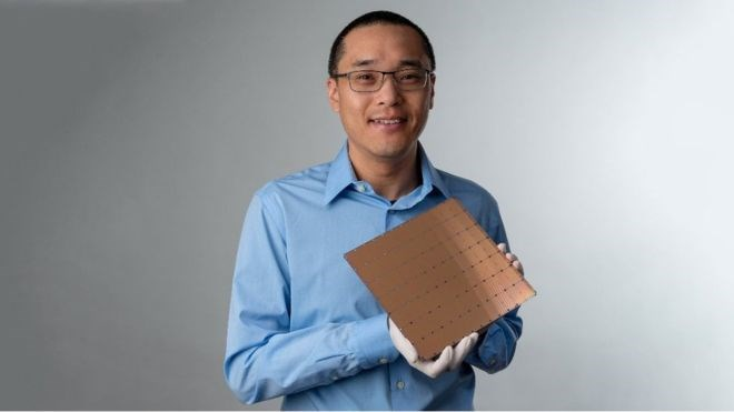 the world's largest computer chip and what it's used for
