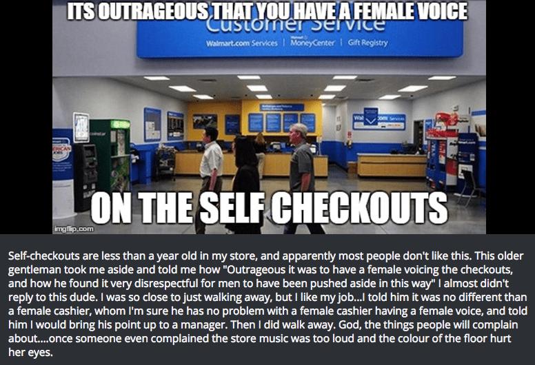 Walmart Employee Shares Gritty Customer Service Work Stories Fail Blog Funny Fails