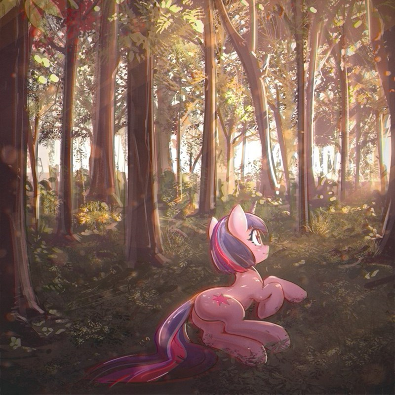 twilight sparkle mirroredsea - 9080491520
