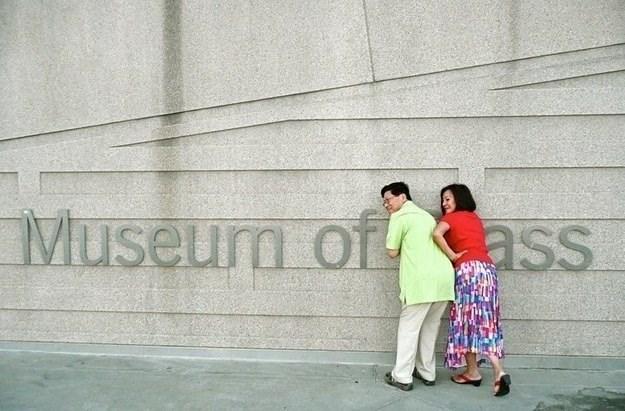 Photograph - Museurn ofyass