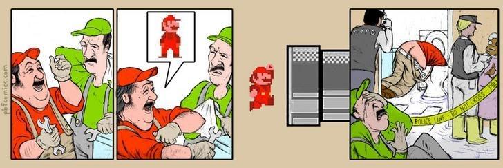 Twisted Comic - Cartoon - OT CROSS P pbfcomics.com