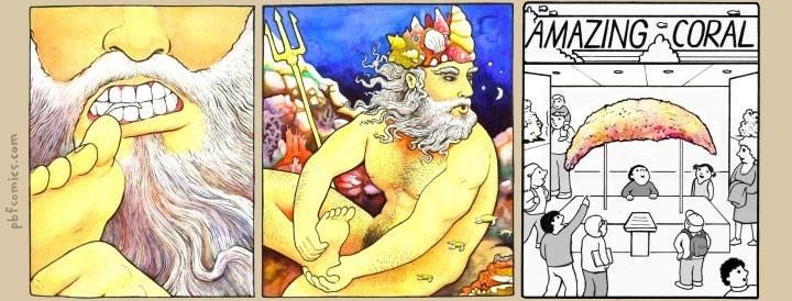 Twisted Comic - Cartoon - AMAZING CORAL pbfcomics.com