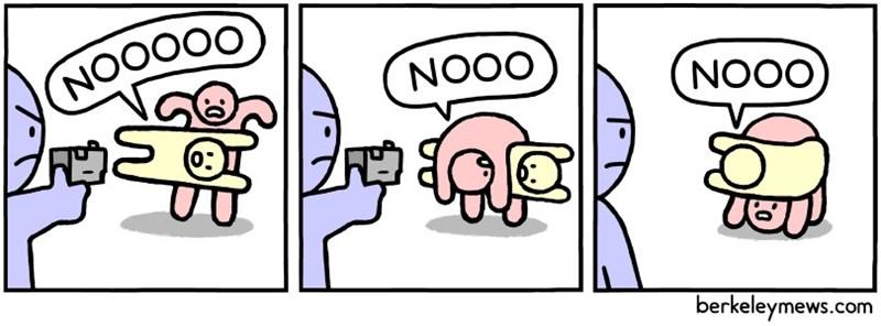 Cartoon - NOOOOO NOOO NOOO berkeleymews.com