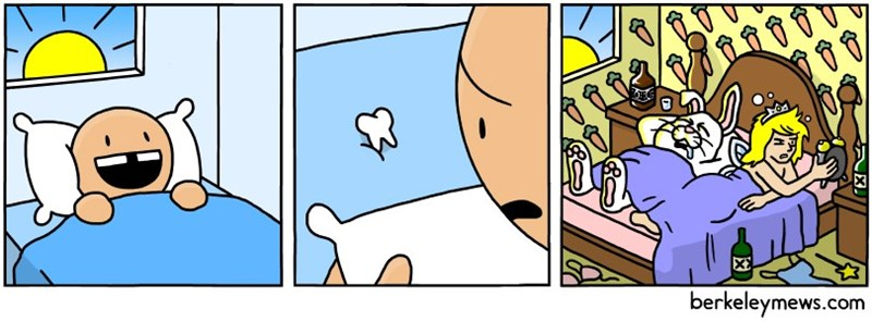 Cartoon - X berkeleymews.com