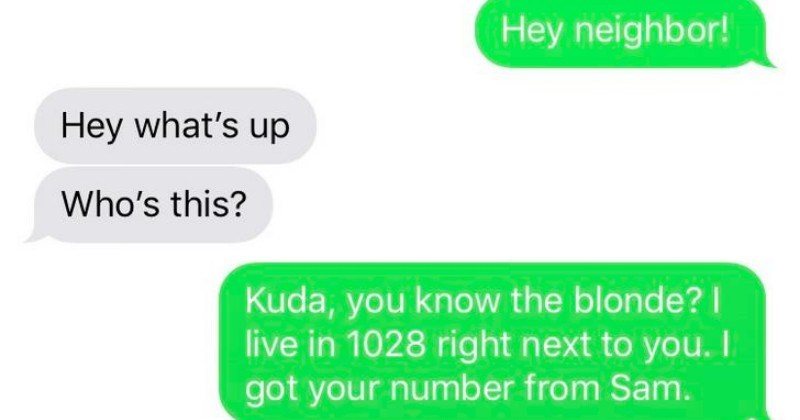 "Woman tells her crush that she likes him after she invites him over to ""fix the bed"" and he missed the signal."