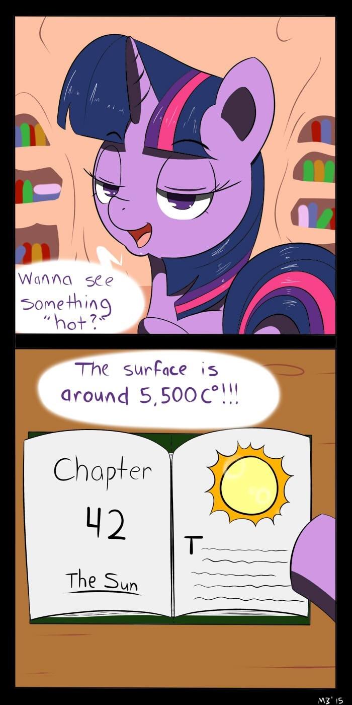 twilight sparkle puns comic sonikku001 - 9085441280