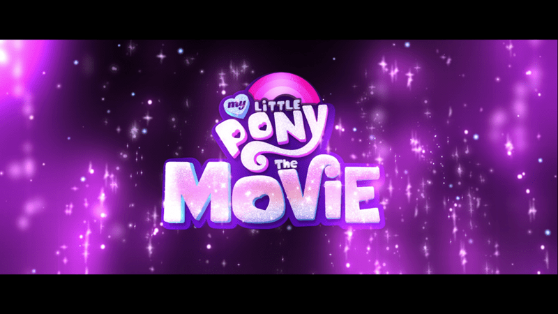 my little pony the movie - 9085617152