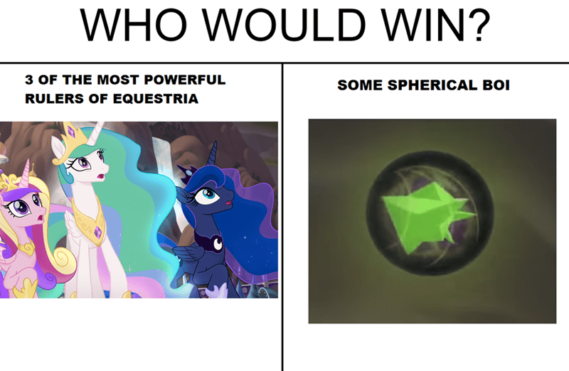 princess cadence my little pony the movie who would win? Memes princess luna princess celestia - 9085699328