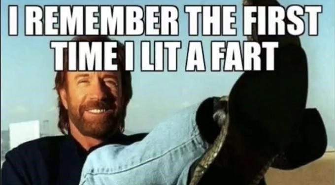 Chuck Norris Memes Without Bottom Text Are Surprisingly