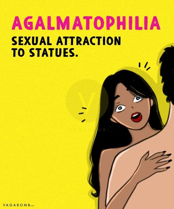 Text - AGALMATOPHILIA SEXUAL ATTRACTION TO STATUES. VAGABOMB.co