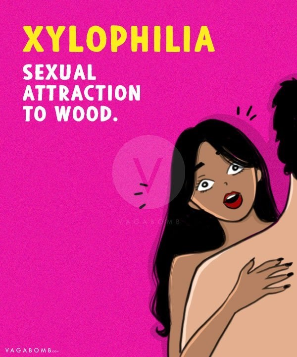 Text - XYLOPHILIA SEXUAL ATTRACTION TO WOOD. VAGABOMB VAGABOMBco