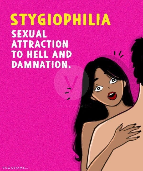 Text - STYGIOPHILIA SEXUAL ATTRACTION TO HELL AND DAMNATION. VAGABOMB VAGABOMBco