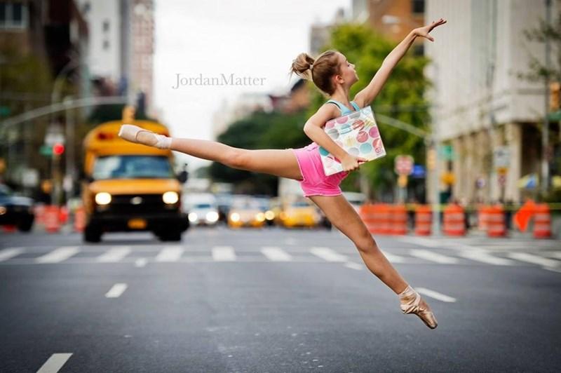 kids dancing in public places - Footwear - JordanMatter
