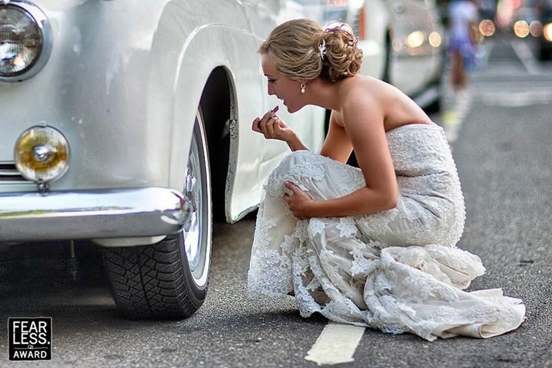 Bride - FEAR LESS AWARD