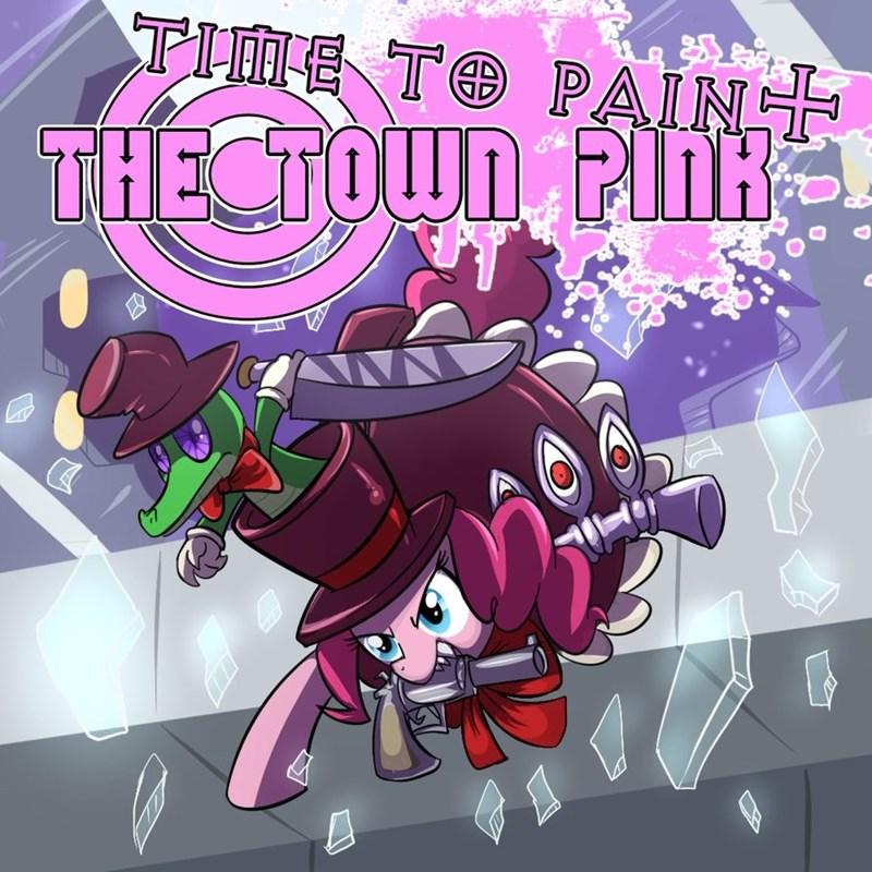 gummy pinkie pie ponify skullgirls csimadmax - 9087428352