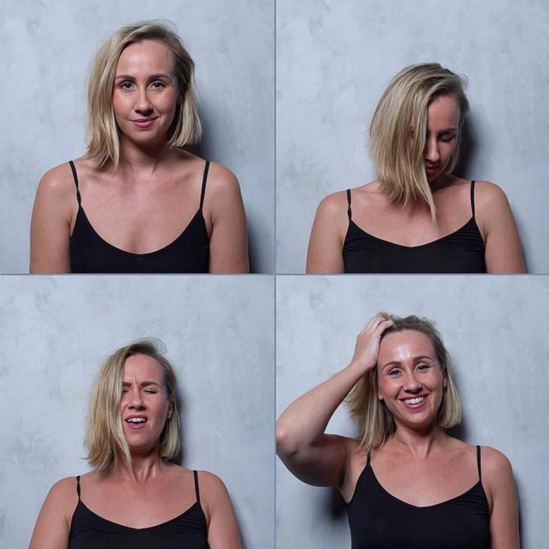 female orgasm faces