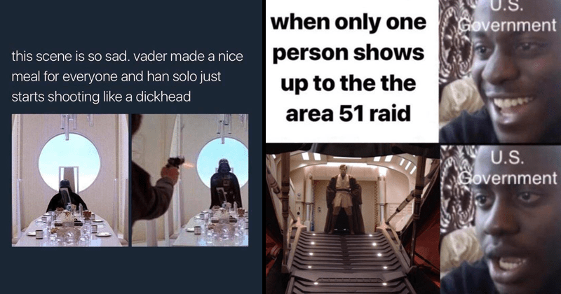 Funny and dank star wars memes