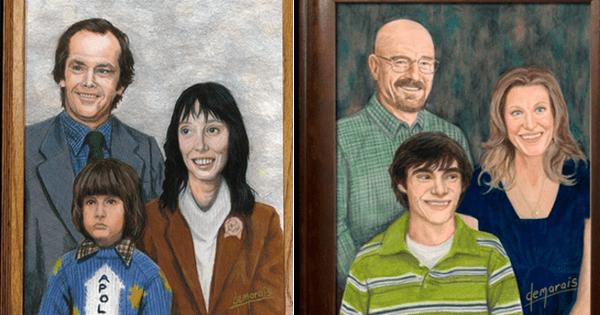 breaking bad list family portraits little miss sunshine mad men die hard the shining arrested development - 908805