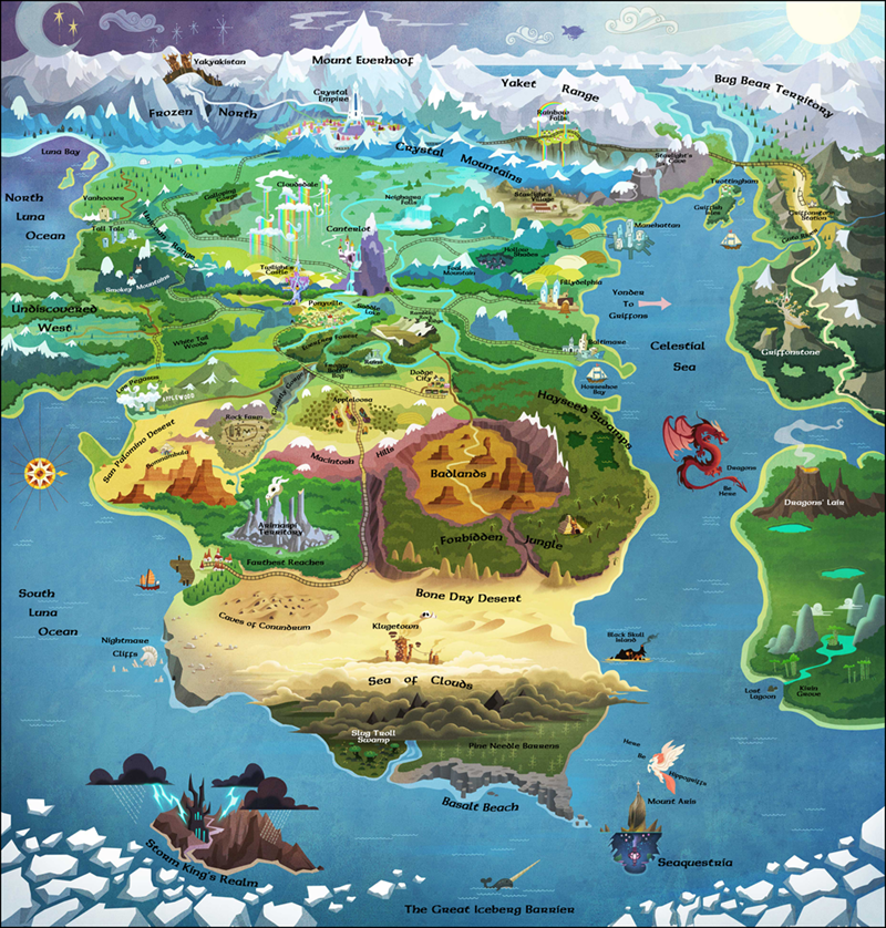 map equestria - 9088801536