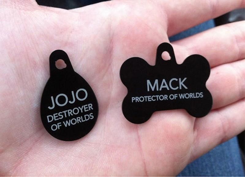 Finger - JOJO MACK DESTROYER OF WORLDS PROTECTOR OF WORLDS