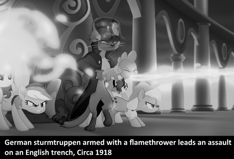 spike screenshot my little pony the movie fake history Memes capper - 9089100800