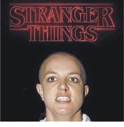 Face - STRANGER THINGS