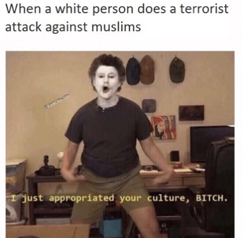 Image of: Kick Off Funny Meme About Offending Using White Appropriation Cheezburger 22 Memes That Are As Funny As They Are Offensive Memebase Funny
