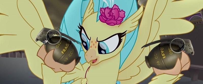 princess skystar my little pony the movie screencap - 9090023168