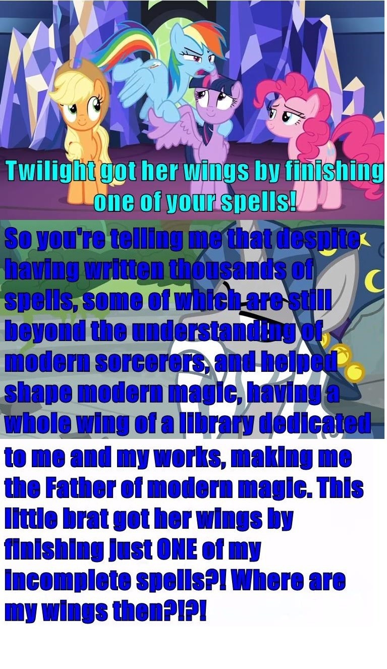 starswirl the bearded twilight sparkle screencap comic rainbow dash - 9090131712