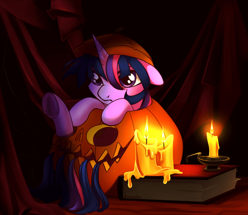 halloween twilight sparkle nightmare night taneysha - 9090709760