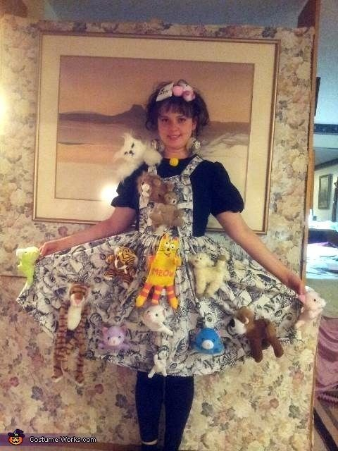 crazy cat lady costume - Clothing - MEO Costume Works.com