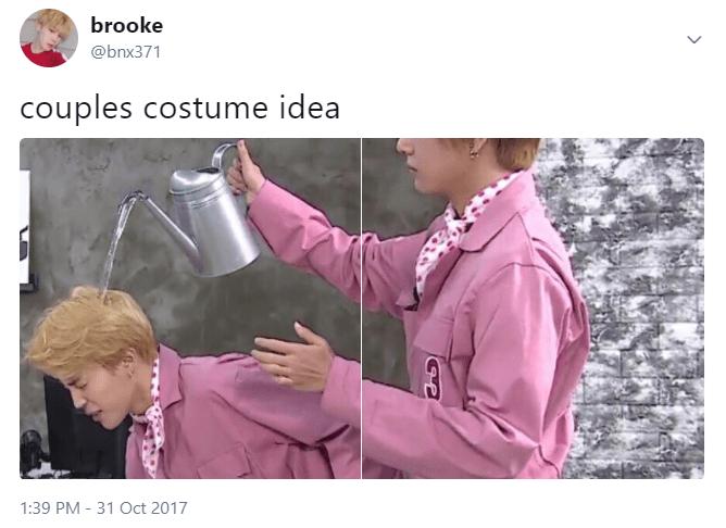 Organism - brooke @bnx371 couples costume idea 23 1:39 PM - 31 Oct 2017